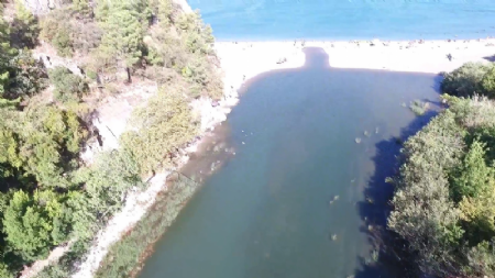 Aerial Drone Video Shooting of Olympos 5