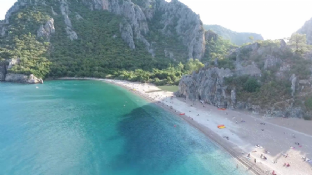 Aerial Drone Video Shooting of Olympos 6