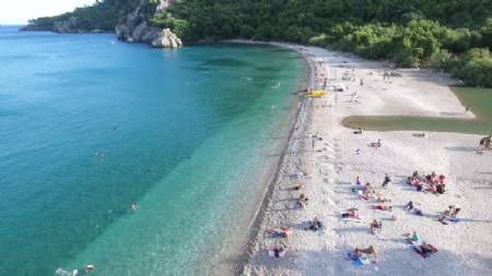 Aerial Drone Video Shooting of Olympos 1